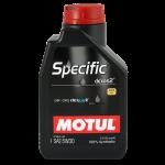 Motul Specific Dexos2 5W-30 1 л.