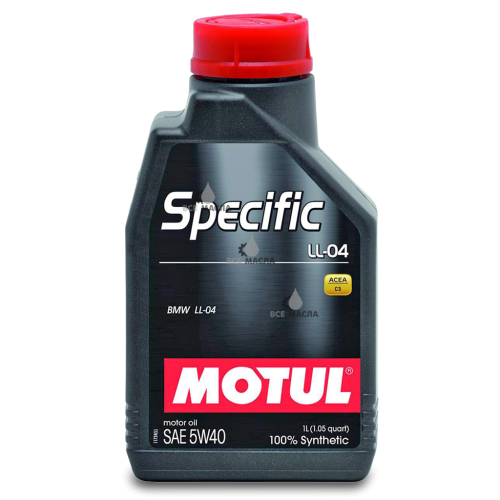 Motul Specific LL-04 5W-40 1 л.