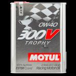 Motul 300V Trophy 0W-40 2 л.