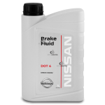 Nissan Brake Fluid DOT4 1 л.