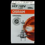 64210 Osram H7 55W 12V Лампа автомобильная