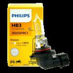 9005PRC1 PHILIPS HB3 60W 12V Лампа автомобильная