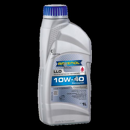 RAVENOL LLO 10W-40 1 л.