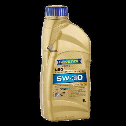 RAVENOL LSG 5W-30 1 л.