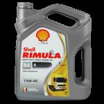 Shell Rimula R4 X 15W-40 4 л.