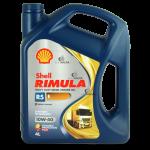 Shell Rimula R5 E 10W-40 4 л.