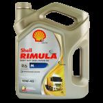 Shell Rimula R6 M 10W-40 4 л.