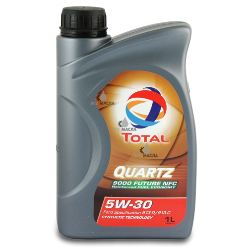 Total Quartz 9000 Future NFC 5W-30 1 л.