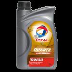 Total Quartz Energy 9000 0W-30 1 л.
