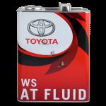 Toyota ATF WS 4 л.