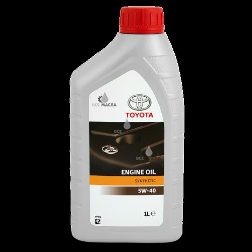 Toyota Engine Oil 5W-40 1 л.