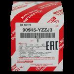 Фильтр масляный Toyota 90915-YZZJ3